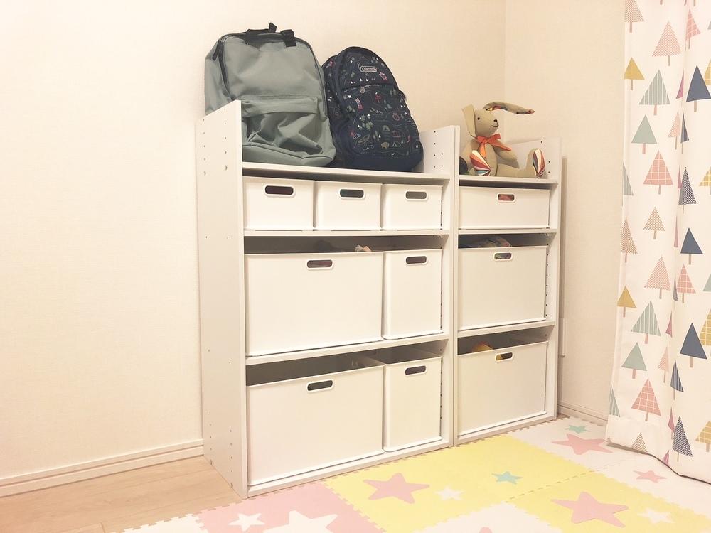 ニトリなら叶う 予算1万円以内で子ども部屋すっきり化計画 Mammemo